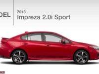 2018 Subaru Impreza 1